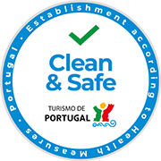 Clean & Safe certiication stamp